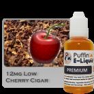 Cherry Cigar 12mg - Low - 20ml