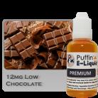Double Chocolate 12mg - Low - 10ml