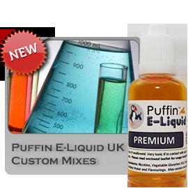 Custom Mix - 30ml & 100ml